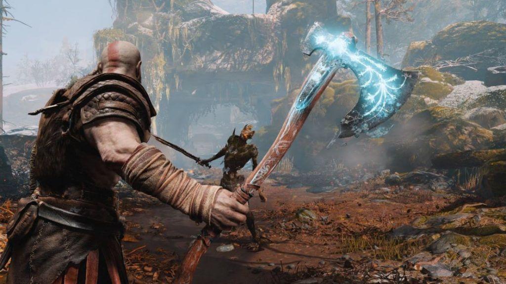 God-of-War-2018-Reseña-PS4-hacha-de-leviatán