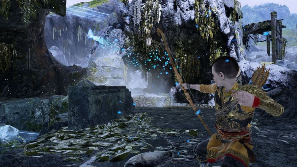 God-of-War-2018-screenshots-atreus-usando-el-arco-secretos