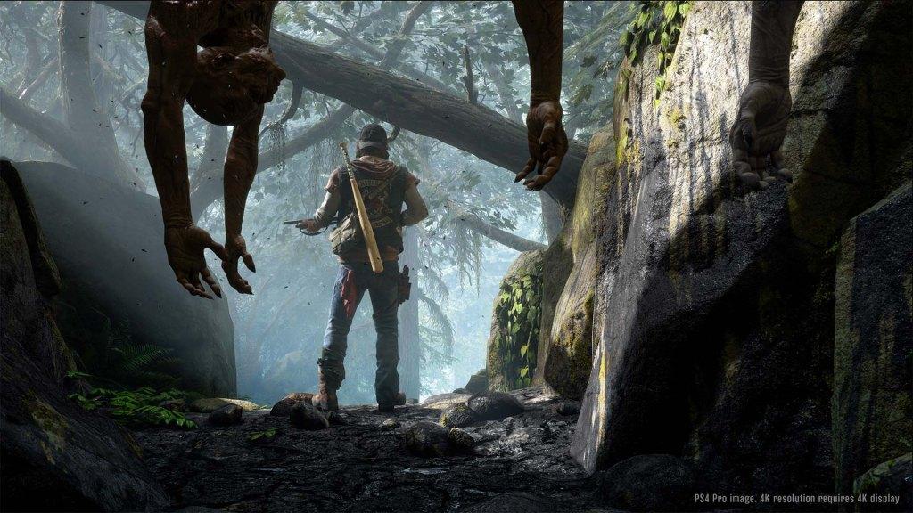 Tráiler, capturas, noticias, reseña de Days Gone PS4
