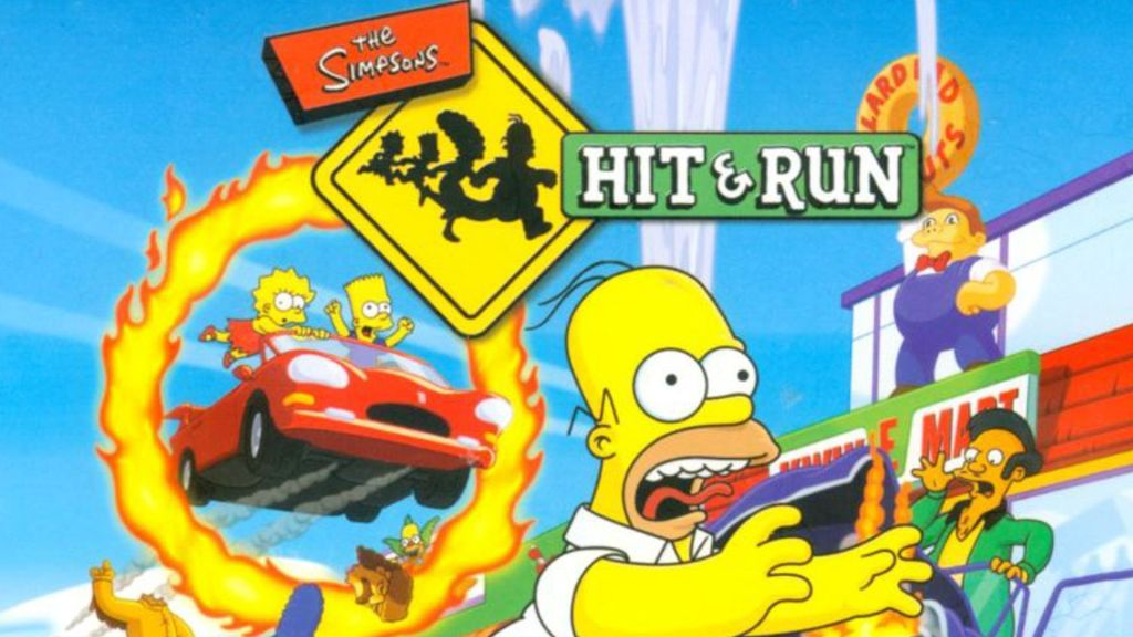 Remaster, Remake de The Simpsons Hit and Run