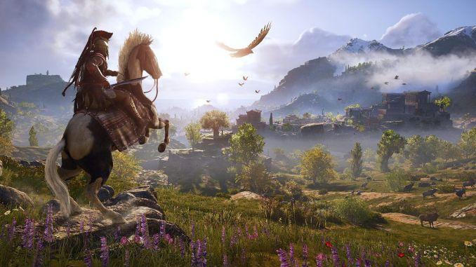 Tráiler, capturas, noticias de Assassins Creed Odyssey