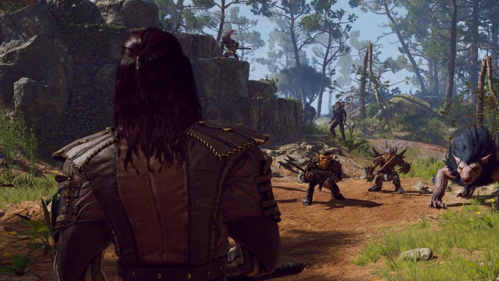 Baldurs Gate 3 screenshot captura de pantalla (6)