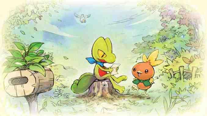 Tráiler, información, novedades sobre Pokémon Mundo Misterioso Equipo de Rescate DX para Nintendo Switch