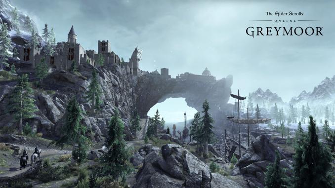 The Elder Scrolls Online expansión Greymoor consolas PS4 Xbox One
