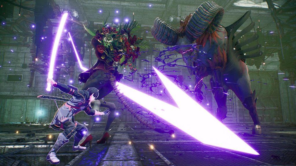 Scarlet Nexus screenshots capturas de pantalla Bandai Namco (4)
