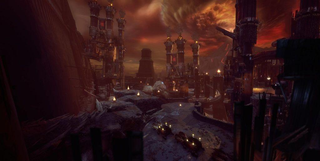 The Lord of the Rings Gollum screenshots capturas de pantalla (4)
