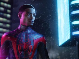 Tráiler de Spiderman 2 en el evento de PS5