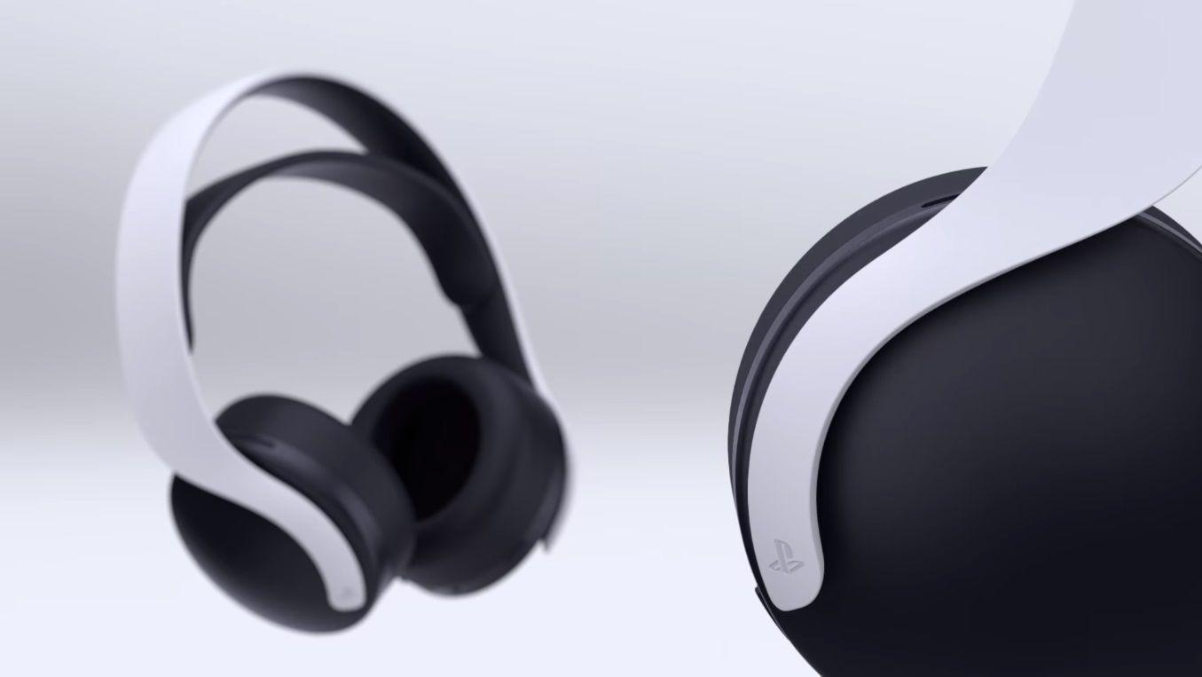PS5 Headset Pulse 3D screenshots imágenes