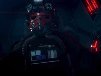 Star Wars Squadrons Tráiler de Varko Gray, líder del escuadrón Titan