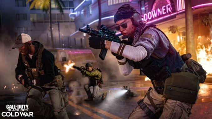 Multijugador de COD Black Ops Cold War: modos, mapas, armas y más información