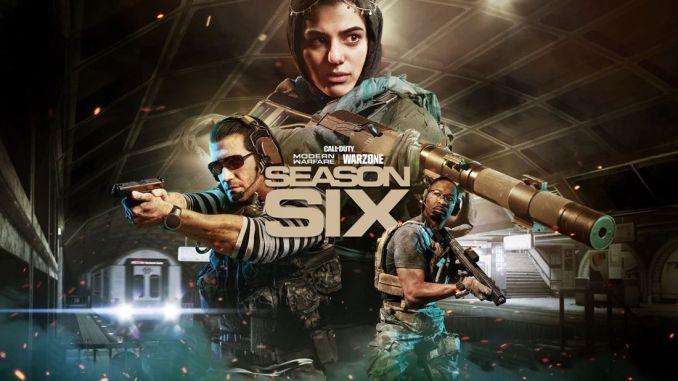 Qué novedades añade la temporada 6 de COD: Warzone y Modern Warfare