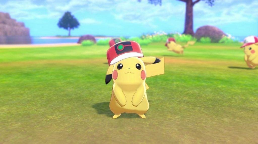 Codigos-para-obtener-los-ocho-Pikachu-en-Pokemon-Espada-y-Escudo