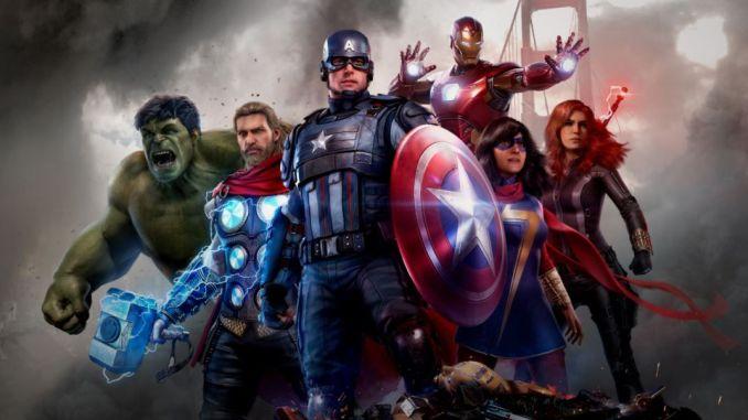 Reseña de Marvel's Avengers en PS4, Xbox One y PC
