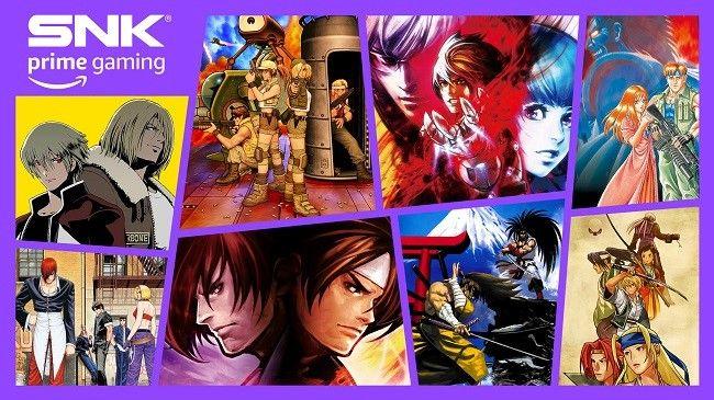 Prime Gaming: Cómo descargar gratis los juegos de SNK