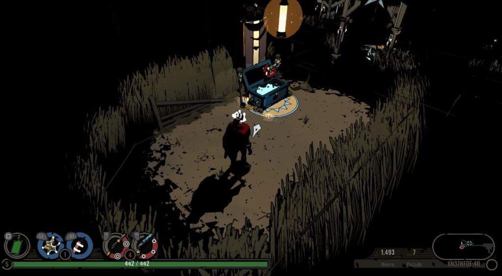 West-of-Dead-screenshots-reseña-estética-comics