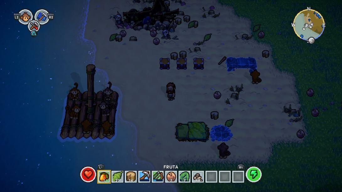 The-Survivalists-screenshots-resena-monos-amigos-barca