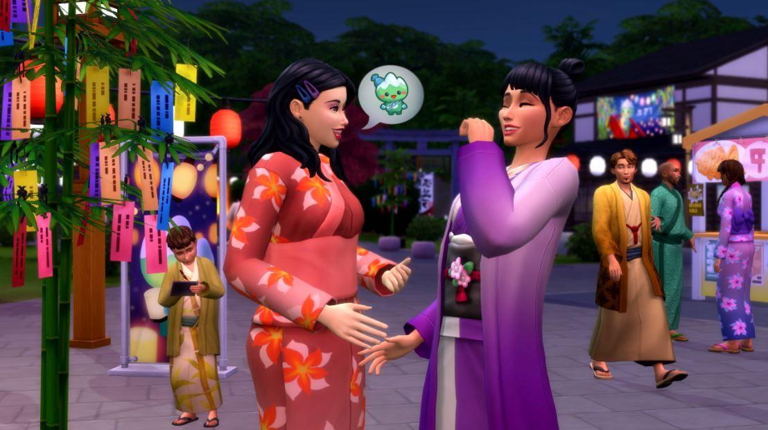 Los-Sims-4-Escapada-en-la-Nieve-screenshots-resena-sentimientos-y-relaciones
