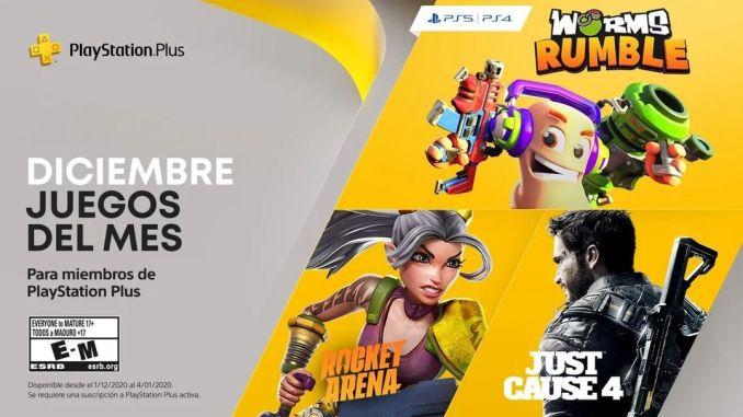 PS Plus diciembre 2020: Juegos para descargar en PS4 y PS5