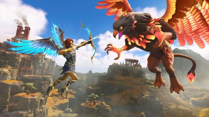 Reseña de Immortals Fenyx Rising en PS4, Xbox One, PC y Nintendo Switch