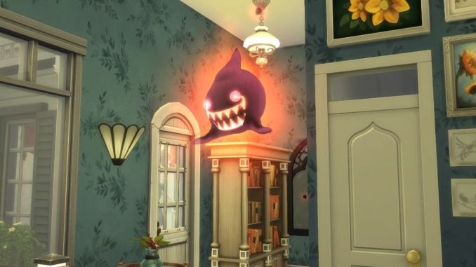 Sims-4-obtener-licencia-investigador-paranormal-1