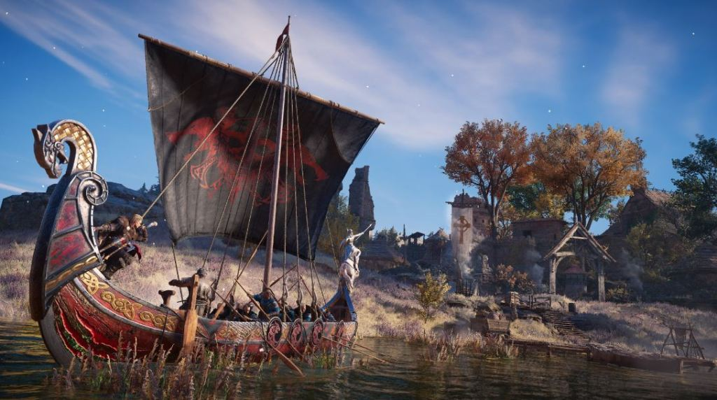 Assassins-Creed-Valhalla-set-armadura-San-Jorge-River-Raids