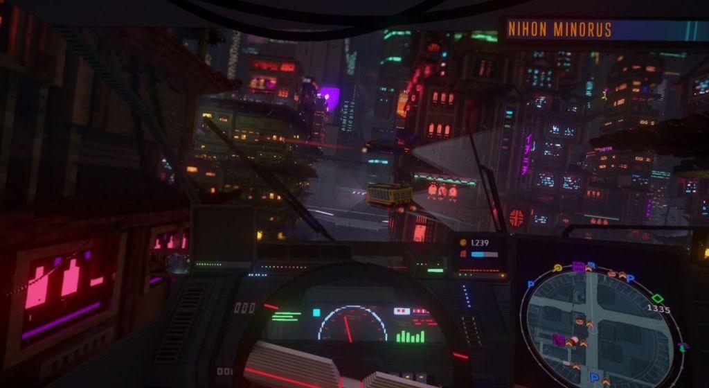 Cloudpunk-City-of-Ghost-reseña-screenshots