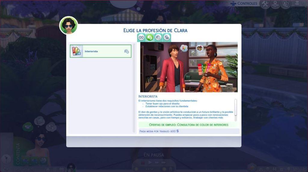 Sims-4-Interiorista-profesion-screenshots