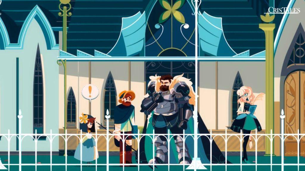 Cris-Tales-interaccion-con-personajes-screenshots