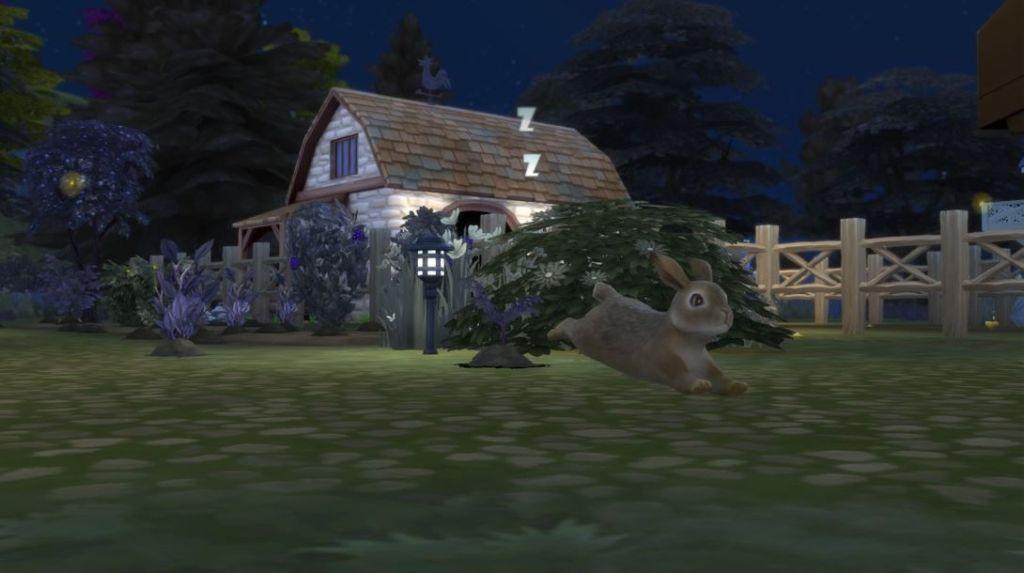 Los-Sims-4-Vida-en-el-pueblo-conejos-screenshots