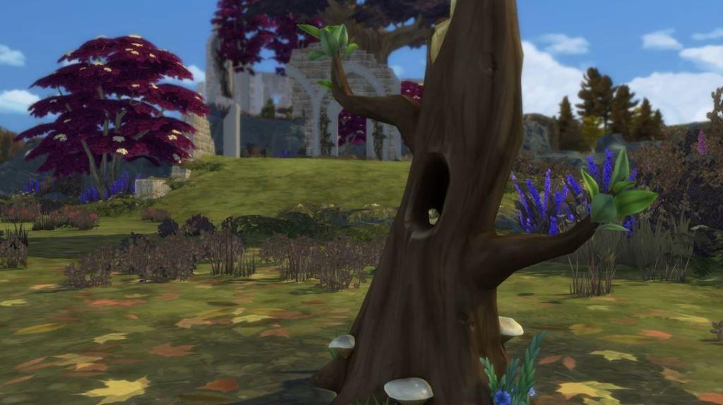Los-Sims-4-Vida-en-el-pueblo-pajaros-screenshots