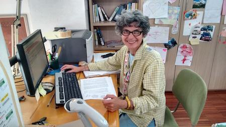 Intervista ad Anastasia Guarinoni: bibliotecaria, organizzatrice di eventi culturali, animatrice radiofonica