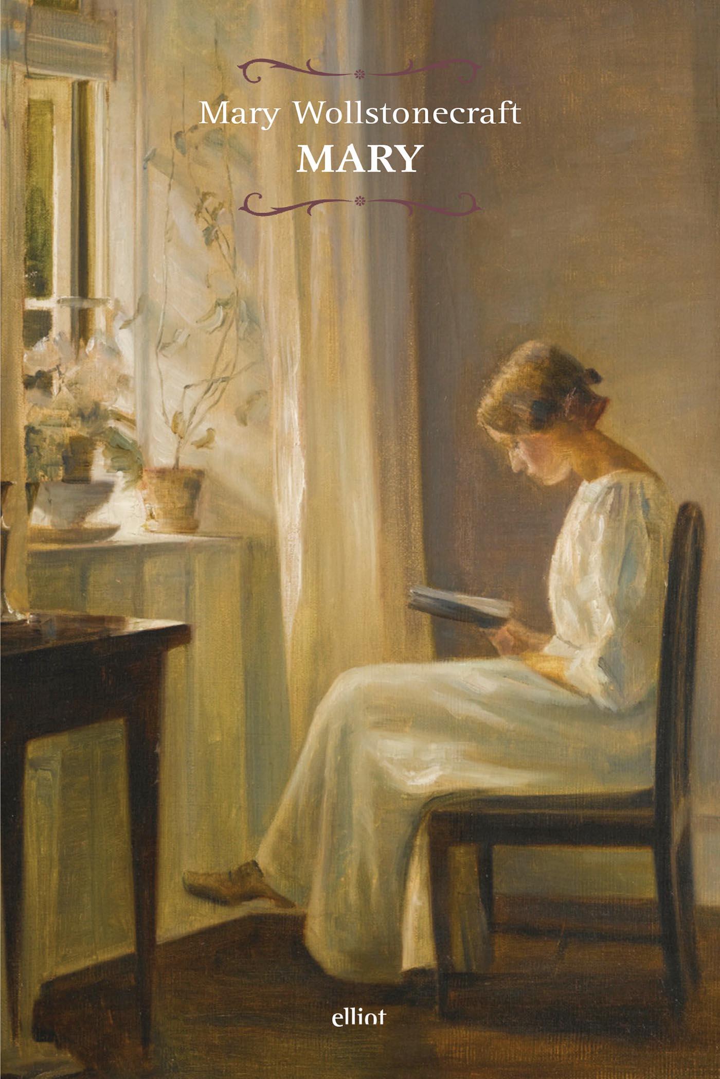 Mary  di Mary Wollstonecraft recensione libro