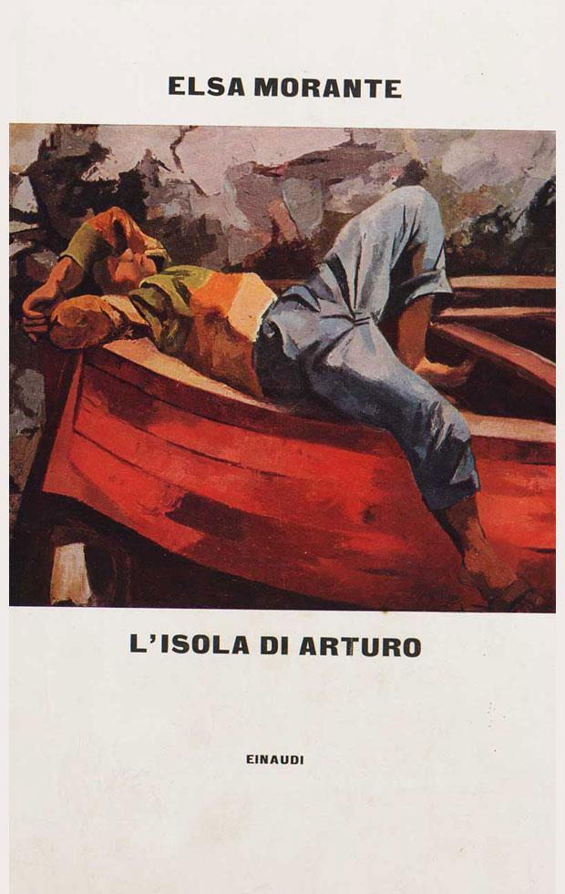 Lisola di Arturo di Elsa Morante recensione libro