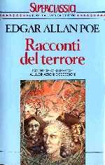 Racconti del terrore Superclassici di Edgar Allan Poe recensione libro