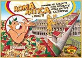 Roma antica a fumetti di Maurilio Tavormina e Federico