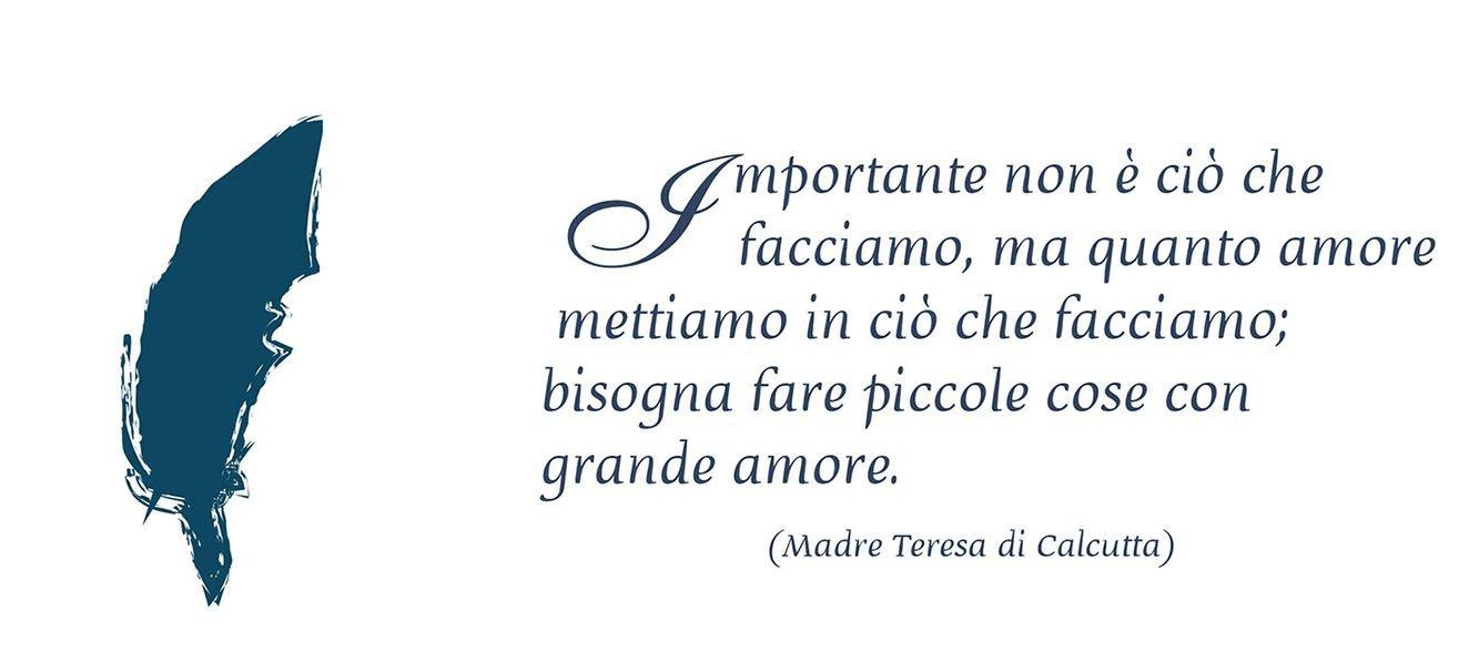 Madre Teresa di Calcutta migliori frasi