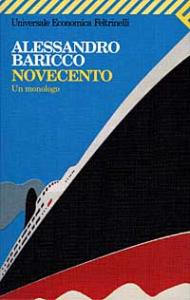 Novecento di Alessandro Baricco recensione libro