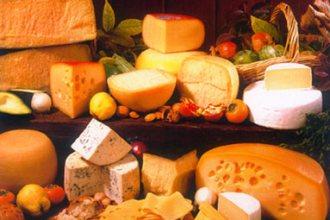 los países más consumidores de queso