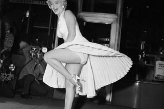 marilyn falda sexy