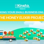 diseño web the honey project