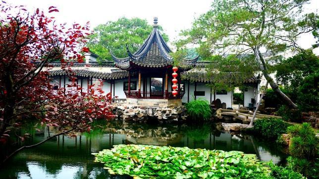 china jardines de suzhou