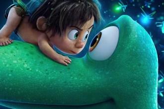El Buen Dinosaurio de Pixar