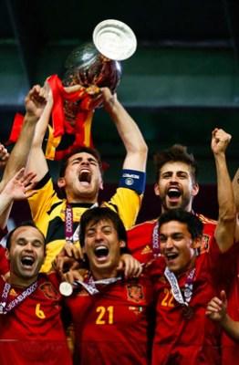Mayores goleadas de la Eurocopa