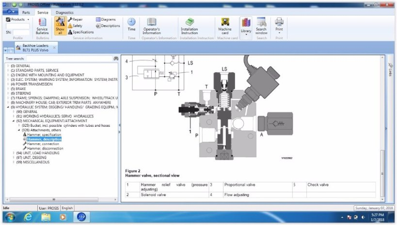 volvo prosis 2017 download