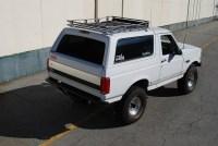 1996 Ford bronco roof racks