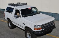 95 Ford Bronco Roof Rack - 12.300 About Roof