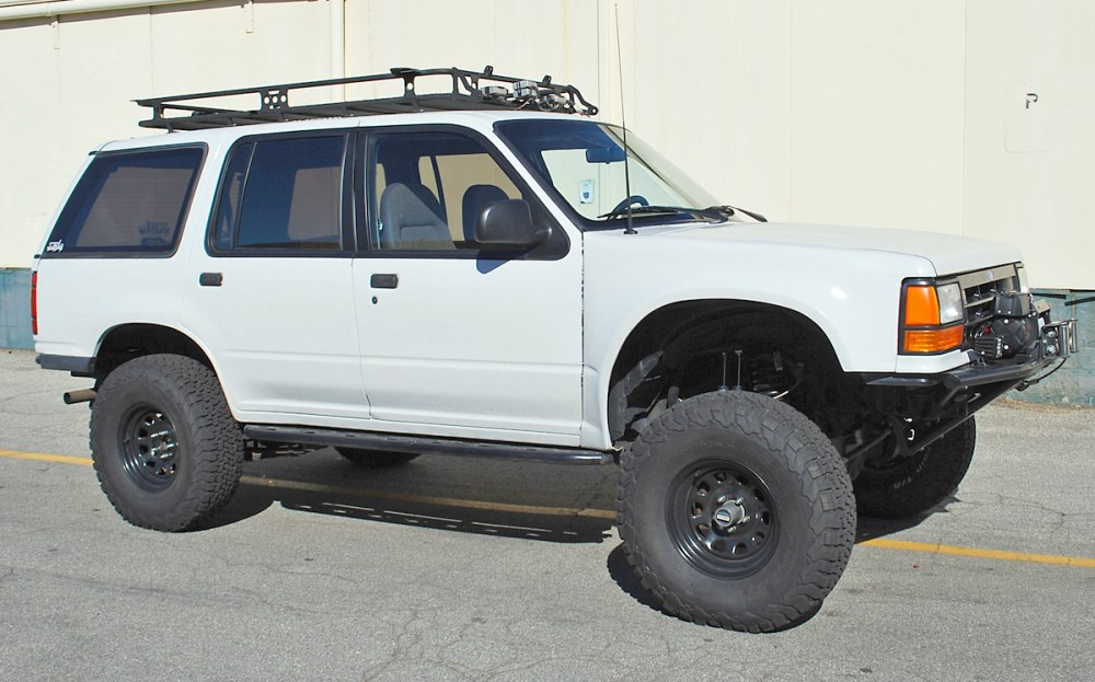 medium resolution of stage 2 ranger explorer mid travel front suspension