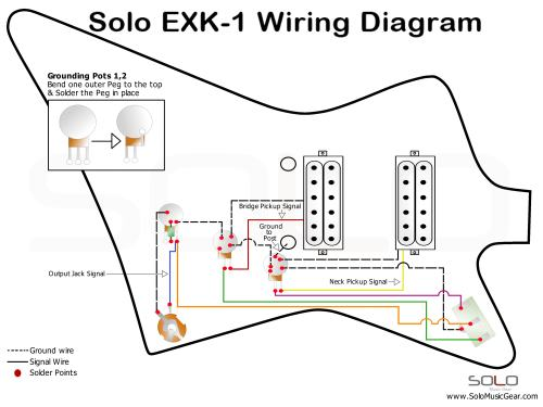 small resolution of solo ex style wiring guide