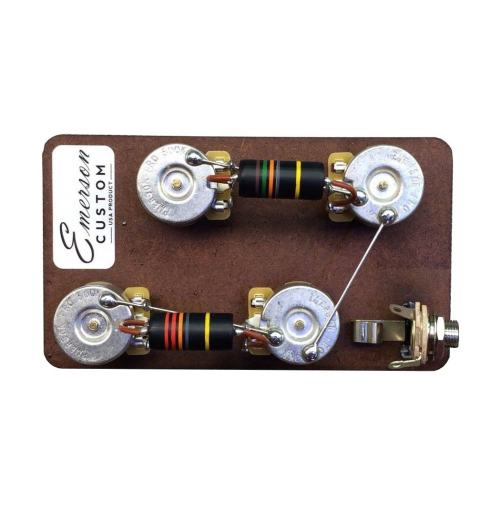 small resolution of gibson le paul prewired 50 wiring harnes long shaft