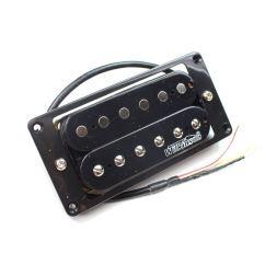 Wilkinson Humbucker Pickups Wiring Diagram 7 Pin Relay Mwhb Bridge Pickup Black Solo